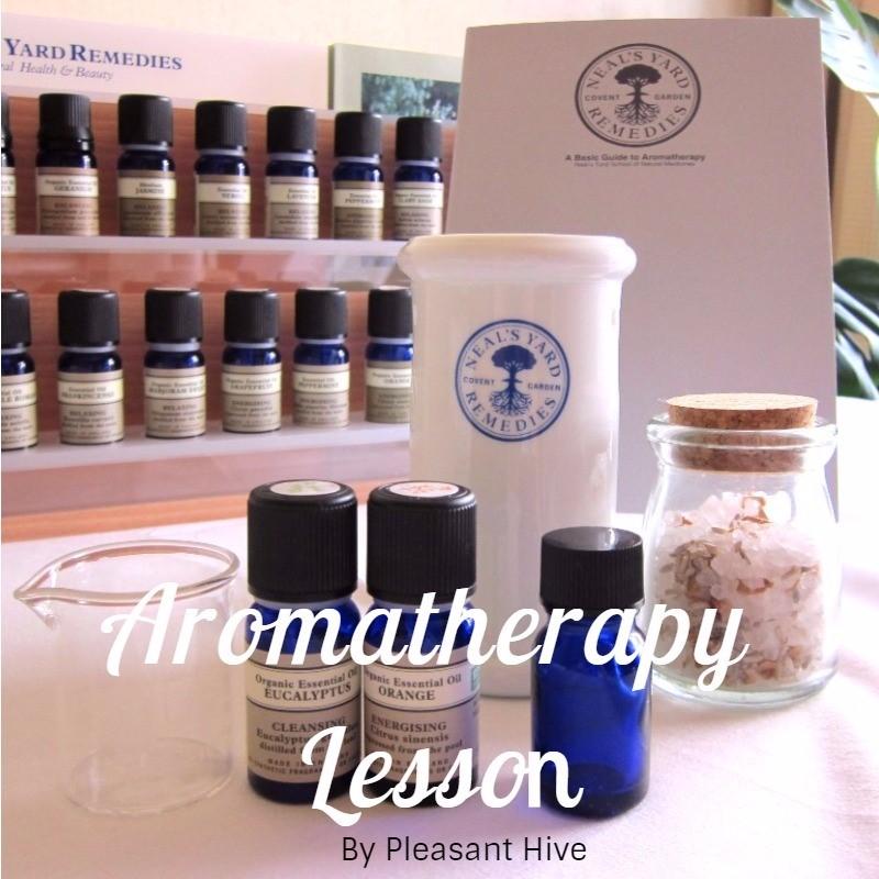 01_Aromatherapy Lesson2